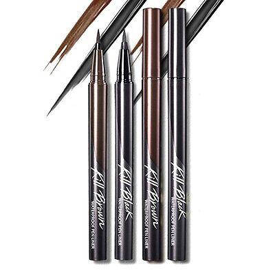 [CLIO] Waterproof Pen Liner kill  / Korea cosmetic