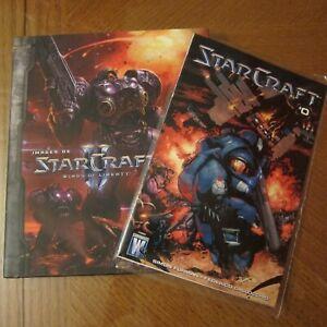 AgréAble Images De Starcraft Wings Of Liberty Et Le Numero De Bd Americaine 0 De 2010) DernièRe Mode