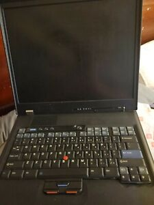 Vintage IBM Thinkpad G40 Laptop Untested As Is
