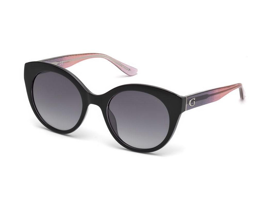 Sonnenbrille guess GU7553 GU7553 GU7553 schwarz Rauch verschwinden 05B | Jeder beschriebene Artikel ist verfügbar  e0c91d
