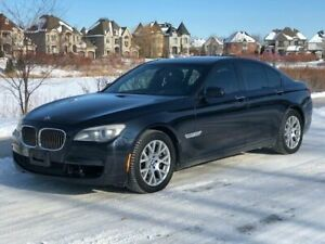2011 BMW 750i Xdrive M-Package $10,499 (Finance $255/Month)