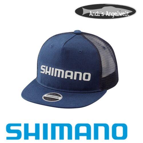 """NEU /""""Mesh/"""" und /""""Standard/"""" verschiedene Farben Shimano Basecap Flat Brim"""