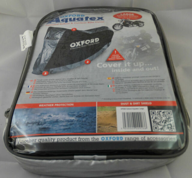 Oxford OF925 Aquatex Motorcycle Medium Scooter Cover