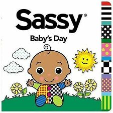 Baby's Day (Sassy) - LikeNew - Grosset & Dunlap - Board book