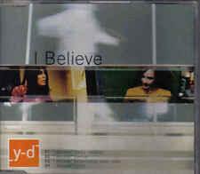 Y D-I Believe cd maxi single