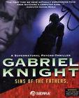 Gabriel Knight: Sins of the Fathers (PC, 1993)