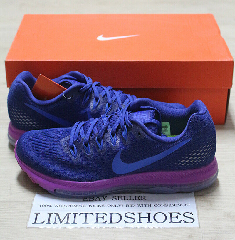 WMNS NIKE ZOOM ALL OUT LOW DEEP ROYAL blueE MEGA PURPLE 878671-404 WOMENS