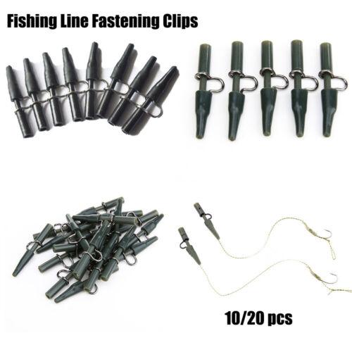 der grenze sicherheit führen clips karpfen fischen zubehör festnetzanschlüsse