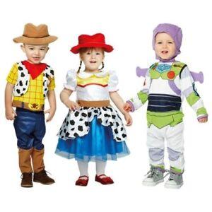 La imagen se está cargando Disney-Toy-Story-Chico-Chica-Bebe-Bebes-Disfraz- eceb35bb460