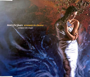 Tears-For-Fears-Maxi-CD-Woman-In-Chains-Europe-M-G