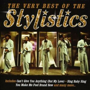 The-Stylistics-Very-Best-of-New-CD