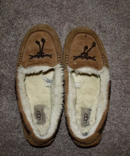 Used Women's Ugg Slippers