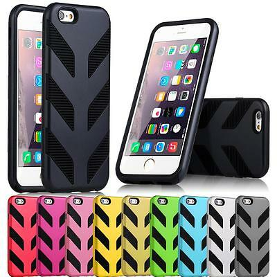 IRON ShockProof Tough Strong Case Cover For Apple iPhone 6 6S