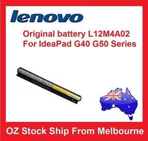 New-Genuine-Original-LENOVO-IDEAPAD-G50-G50-30-G50-80-Z40-Battery-L12S4A02