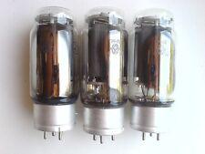 3 X GM-70 GM70 845 TRIODE GRAFITE PLATE 3 TUBES NEW!!! 1970
