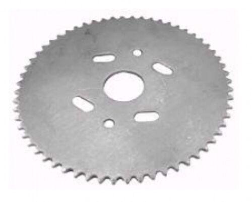 "9484 Univ Steel Plate Sprocket 60 Tooth 7-1//4/"" OD 1-3//8/"" ID Chain 35"
