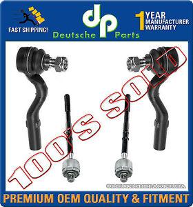 Front Inner Mercedes W210 E300 E320 Lemfoerder Tie Rod End Assembly 2103380415