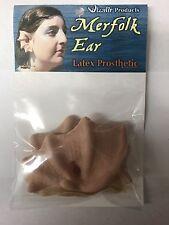 Latex Prosthetic Merfolk Ear Tips Cosplay Wizafir Woochie