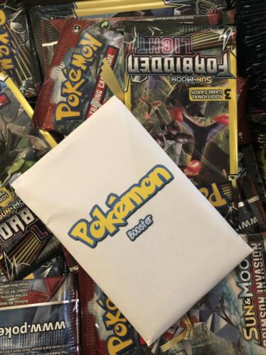 Pokemon Repack Rare 100 Card Pack CUSTOM Booster Ultra Secret EX GX LOT Sun Moon