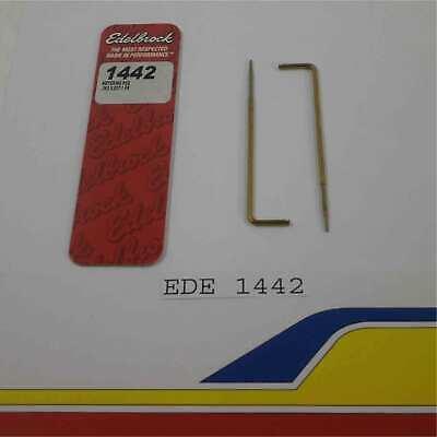 Set of 2 Edelbrock 1447 Metering Rod