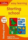 Collins Easy Learning Preschool - Starting School Ages 3-5: New Edition by Collins Easy Learning (Paperback, 2015)