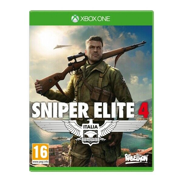 Sniper Elite 4 Pour Xbox One (NEW & SEALED)