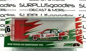 INNO64-1-64-HONDA-CIVIC-EG9-FERIO-Gr-A-16-Japan-Touring-Car-1995-Castrol-Mugen
