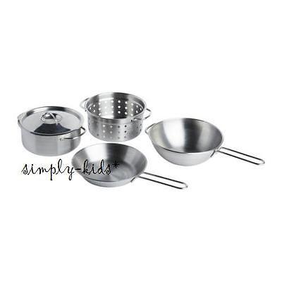 Play Set Duktig 5 Piece Pots Pans
