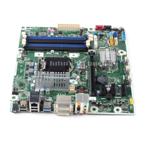 HP Intel Z75 Motherboard IPMMB-FM 664040-001 LGA 1155 DDR3 mATX DVI USB3.0