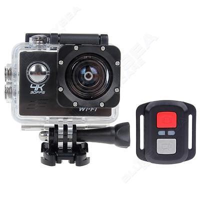 SJ8000 Full HD 4K170 Degree 16MP WiFi Sports Action Camera w/Remote Controler