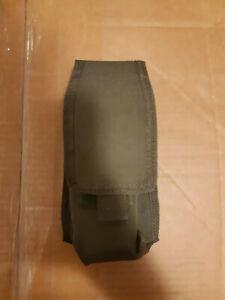 Condor airsoft handheld radio / walkie-talkie MOLLE pouch (OD green)