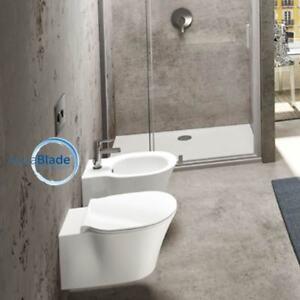 ideal standard connect  Sanitari sospesi Ideal Standard Connect Air vaso AquaBlade,bidet e ...