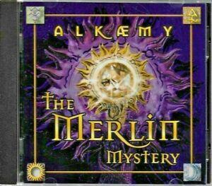 alkaemy the merlin mystery