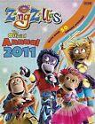 ZingZillas: Annual: 2011 by BBC Children's Books (Hardback, 2010)
