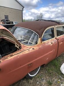 1954 Ford project 1949 Ford project