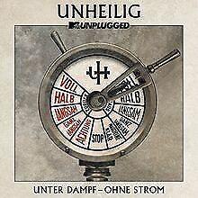 MTV-Unplugged-034-Unter-Dampf-Ohne-Strom-034-2-CD-von-Unheilig-CD-Zustand-gut