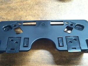 New License Plate Bracket for Nissan 350Z NI1068106 2003 to 2005 Front