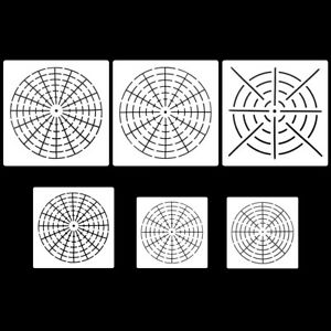 Dotting Tools Dot Painting Mandala Kit Stencil Dot Art Mandalas