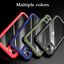 COVER-per-Iphone-12-Pro-Max-Mini-BUMPER-SILICONE-CUSTODIA-SLIM-VETRO-TEMPERATO miniatura 6