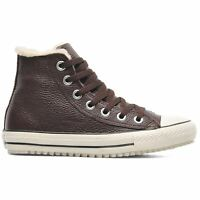 Converse Ct Boots Brown Men Womens Trainers 144730c In Box Size 11.5