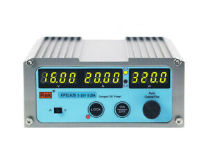 Mini Variable Adjustable DC Power Supply Output 0-16V 0-20A 320W AC110-240V