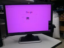 "HP LP2480zx 24"" Dreamcolor  LED IPS LCD widescreen monitor  pink huE CHEAP"