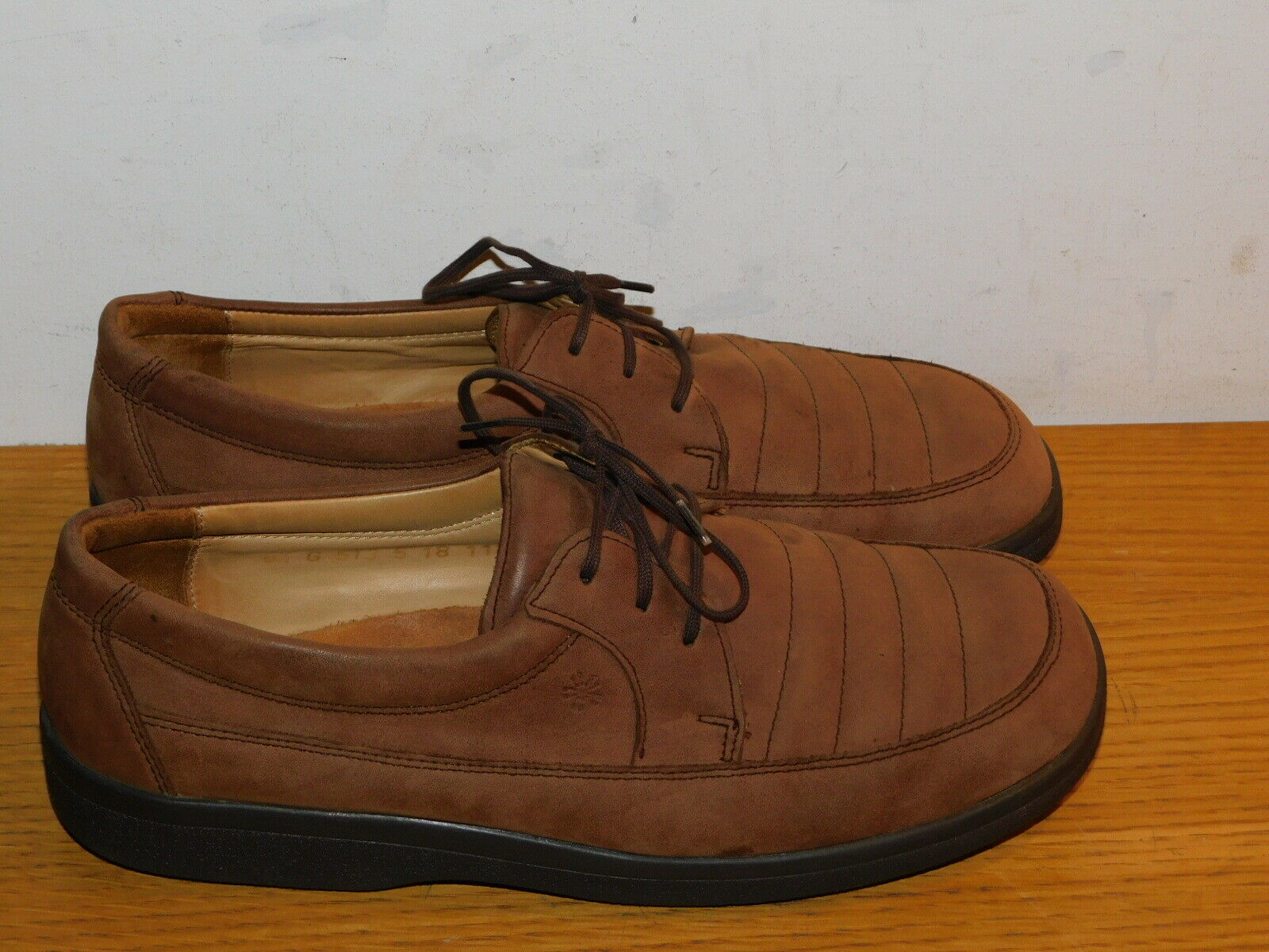 GANTER aktiv aktiv aktiv CHAUSSURE CUIR size 40 SIZE 6 1 2 UK 6.5 leather LEDER lady shoes 9b018a