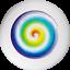 Indexbild 1 - NG - Eurodisc 175g 4.0 Ultimate BIO-Kunststoff Frisbee RAINBOW