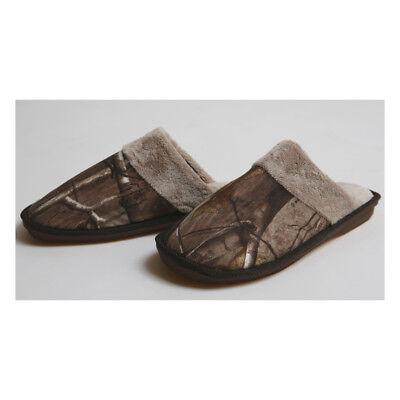 Mens Realtree AP All Purpose Camo Slippers Small OR Medium Toasty Feet