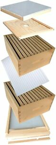 Complete-Hive-Kit-by-ApiHex-2-Deep-Body-with-Full-Beehive-Parts-Unassembled