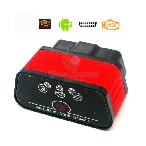ELM327 KW903 OBDII OBD2 For Android Car Auto Fault Diagnostic Scanner