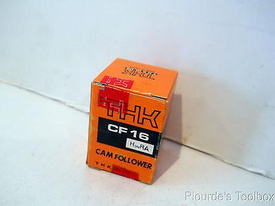 52mm Length New THK Co 35mm Dia CF16 HuuRA Cam Follower Bearing
