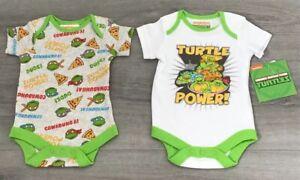Charmant 2 Mothercare Teenage Mutant Ninja Turtles Bébé Garçons Héros Gilets 12 Mois à-afficher Le Titre D'origine Une Offre Abondante Et Une Livraison Rapide