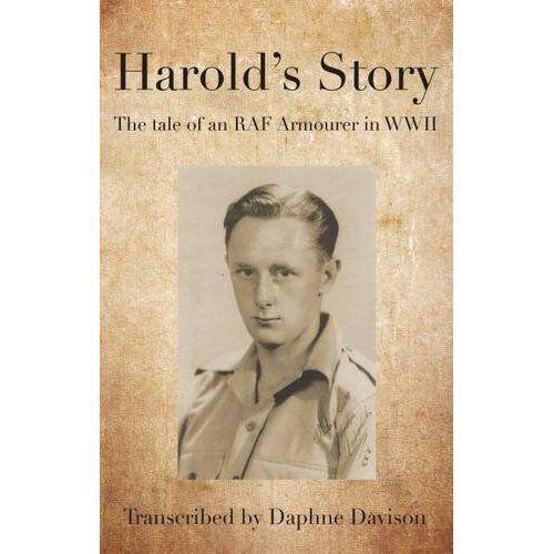"1 of 1 - ""VERY GOOD"" Harold's Story, Daphne Davison, Book"